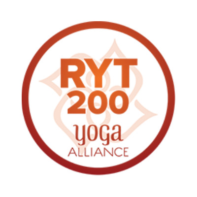 Registered Yoga Alliance 200 Hours